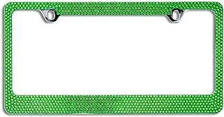 custom license plate frames los angeles