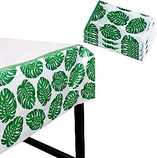 Best palm leaf plastic tablecloth Reviews