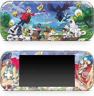 Skin Adesivo para Nintendo Switch Lite - Pokémon Sword And Shield