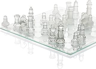 Best glass chess set box Reviews