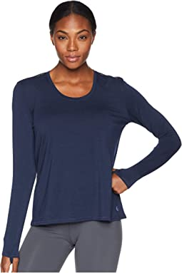 Dynamic Long Sleeve Top