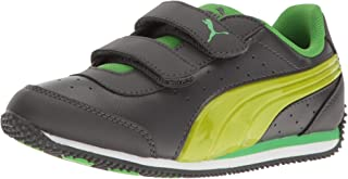 PUMA Kids Speed Lightup Power V PS Boat Shoe