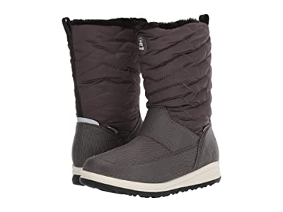 Kamik Chrissy Zip (Charcoal) Women
