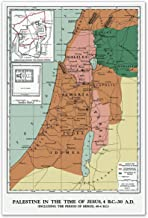 map of jerusalem in jesus time