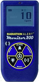 Best radiation alert monitor 200 Reviews
