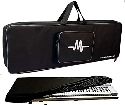 Mexa for casio ctx9000in keyboard bag foam padded quality with dust cover.