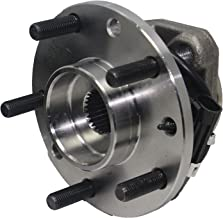 4x4 Models New Front Wheel Hub and Bearing Assembly 5 Lug W/ABS for [97-05 Blazer 4x4] [97-04 S10 4x4] [97-05 Jimmy 4x4] [97-04 Sonoma 4x4] [98-00 Hombre 4x4] [97-01 Bravada]