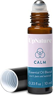 Calm Essential Oil Roll On Blend – Stress Relief Gifts for Women - Calm Sleep, Destress & Relaxation Aromatherapy Oils wit...