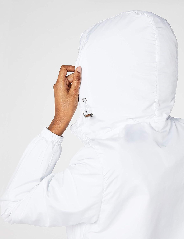 Urban Classics Damen Ladies Basic Pullover Jacke White