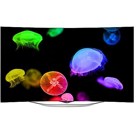 LG Electronics 55EC9300 55-Inch 1080p Curved Smart OLED TV (2015 Model)