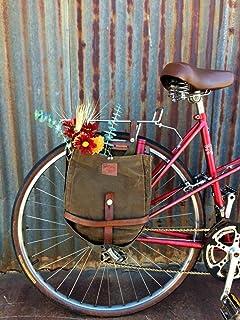Vintage Swiss Army Breadbag Pannier