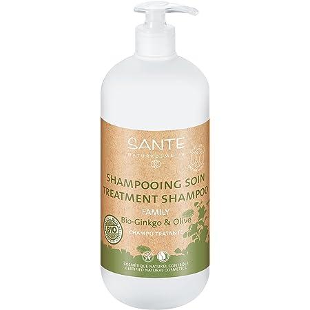 Sante Naturkosmetik Champu Tratante Ginkgo-Oliva 950Ml. 950 ml