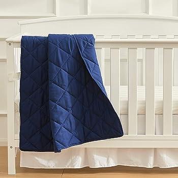 MR/&HM Toddler Comforter Organic Cotton 47x 59Toddler Nursing Blanket for Infant and Newborn Baby Quit Blanket Soft Lightweight Car Ultra Soft for Crib Bed