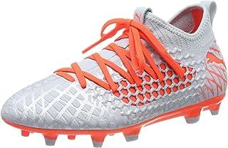 Housking Chaussures de Football Comp/étition Mixte Enfant Spike Crampons Chaussures dEntra/înement Multisports pour Adolescents Gar/çon