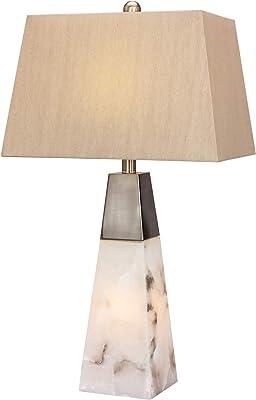 m.r. Lamp & Shade W-m.r.5172 Table Lamp, Cream