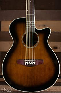 Best Ibanez AEG1812II AEG 12-String Acoustic-Electric Guitar Dark Violin Sunburst Review