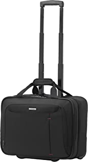 Samsonite 55930 Guard it Laptop Rolling Tote, Black, 36.5 Centimeters
