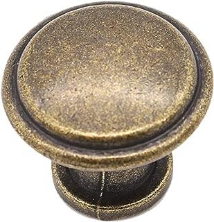 Best antique brass drawer knobs Reviews