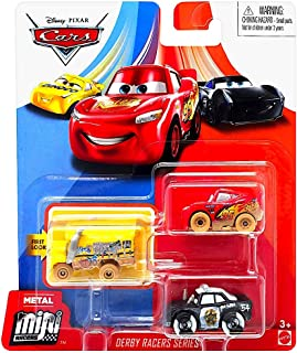 Derby Racer Series Mini Racers Diecast Cars with Muddy Miss Fritter 2019
