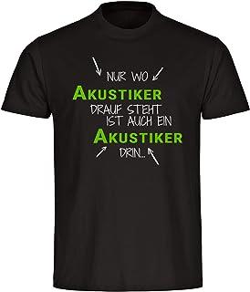 Camiseta con texto en alemán
