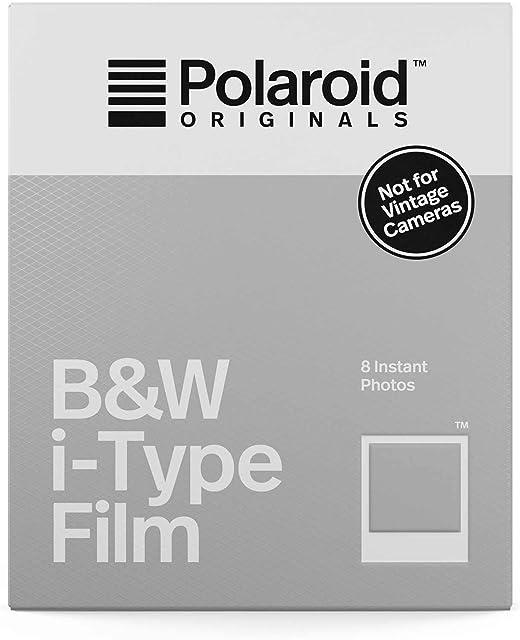 Polaroid Originals - 4669 - Película Negro y Blanco para Cámara i-Type