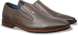 ID Men's Brown Formal Shoes