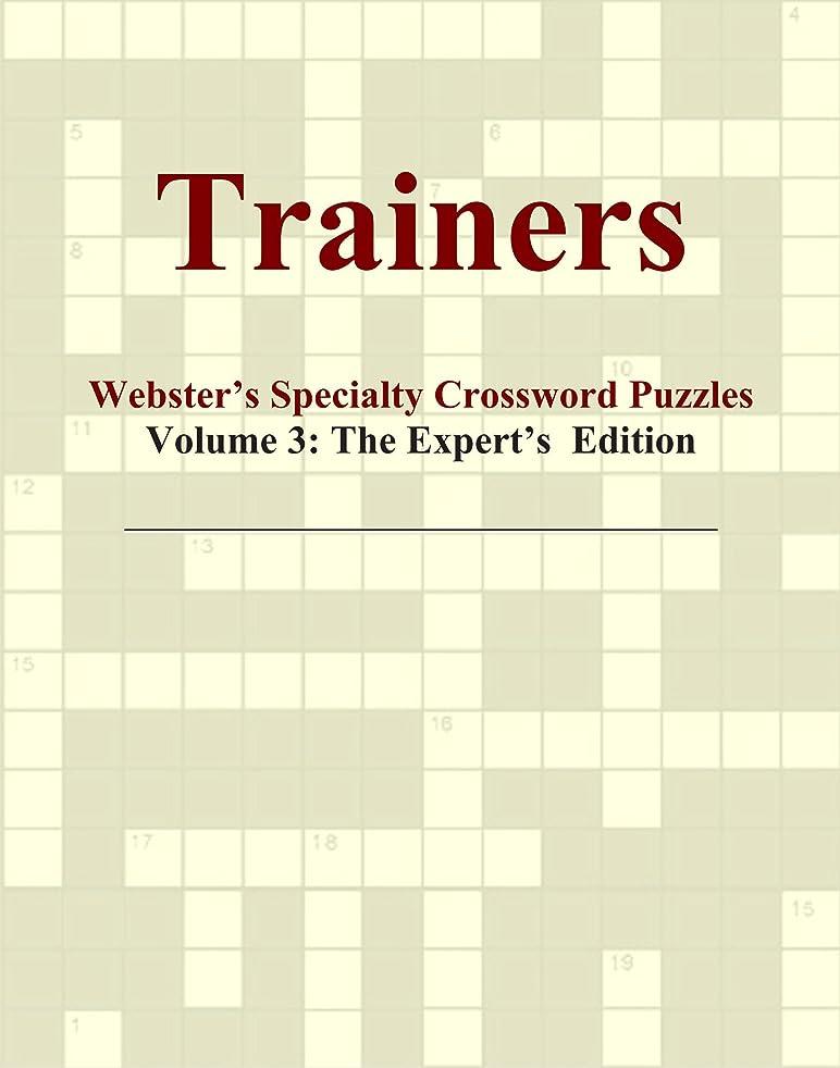 スリム性的上下するTrainers - Webster's Specialty Crossword Puzzles, Volume 3: The Expert's Edition