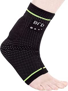 BRD Sport Achilles Compression Ankle Brace - FDA Registered Brace Offers Breathable, Comfortable Recovery from Pain