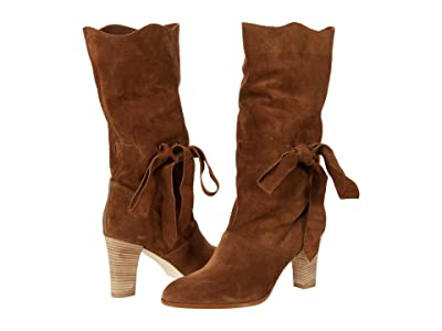 SJP by Sarah Jessica Parker Share (Brown Suede) Women