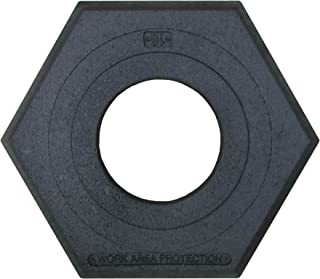 Work Area Protection CB-16 Rubber Channelizer Cone Base, 2.4