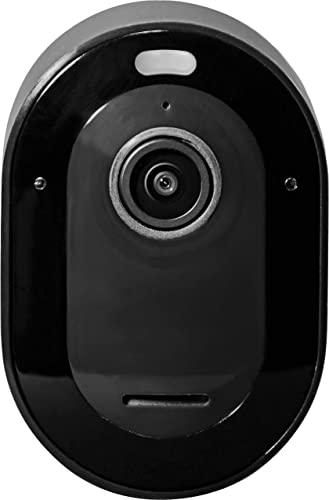 wholesale Arlo Ultra - lowest 4K UHD Wire-Free Security 1 Camera System | 2021 Indoor/Outdoor with Color Night Vision, 180 Degree View, 2-Way Audio, Spotlight, Siren | Works with Alexa and HomeKit | Black, Add on Camera outlet sale