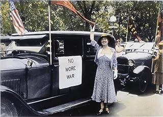 Jeannette RankinN(1880-1973) American Suffragist Pacifist And Legislator Miss Rankin Photographed In June 1932 Before Leav...
