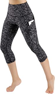 Out Pocket High Waist Yoga Pants,Tummy Control,Pocket...