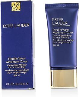 Estée Lauder Double Wear Maximum Cover 1C1 Cool Bone, 30 ml