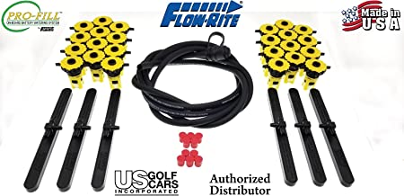 Flow-Rite ProFill BG-U48V-5G (8v x 6) Trojan Battery Watering System w/Pump