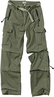 surplus trekking trousers