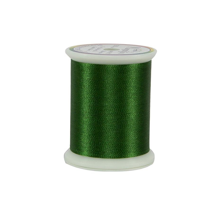 Superior Threads 10501-2106 Magnifico Lawn Green 40W Polyester Thread, 500 yd