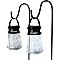 2-Pack Home Zone 3000K Security Solar Pathway Lights