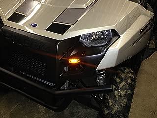 HIGH VISIBILITY LED Turn Signal Light Kit w/HORN Polaris Ranger 400 500 700 800
