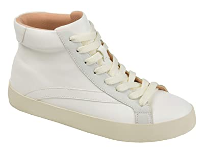 Journee Collection Comfort Foamtm Josalyn Sneaker (White) Women