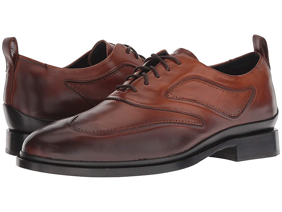 Cole Haan Washington Grand 2.0 Oxford (British Tan) Men