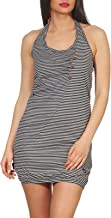 alife and Kickin Cameron A Dress Damen Sommerkleid, Jerseykleid, Strandkleid, Kleid