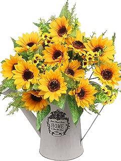 Artificial Sunflowers Multi-Head, 1 (one) 9
