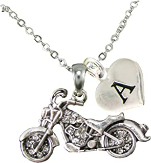 Best motorcycle necklace charm Reviews