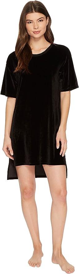 DKNY - Velour Sleepshirt