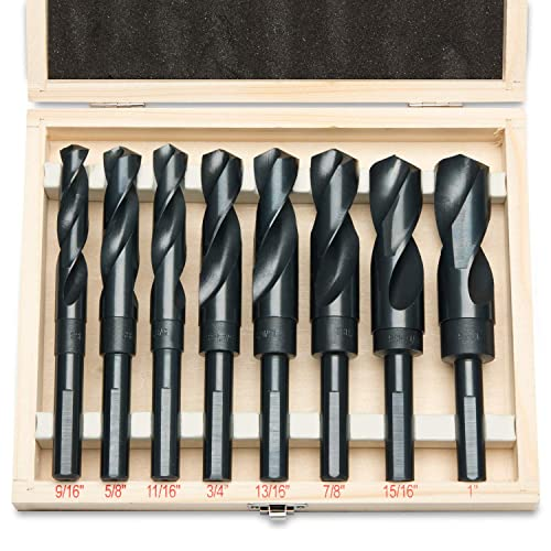 94d7f9b45896 Metal Drill Bits for Steel: Amazon.com