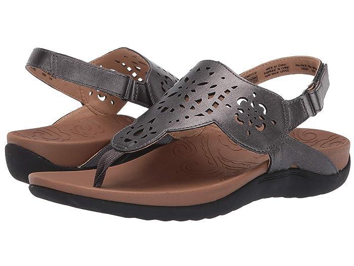Rockport  Ridge Circle Sling (Pewter) Womens Shoes