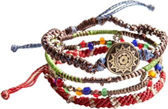 wakami earth bracelets