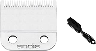 Andis ProAlloy Fade AAC-1 Replacement Blade Set & Classic Barber Blade Brush