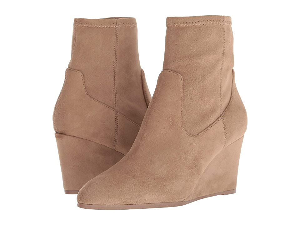 Tahari Ballad Wedge Boot (Cabin Taupe) Women